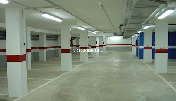 Seguridad de parkings